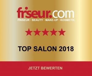 friseur.com Siegel TOP SALON 2018